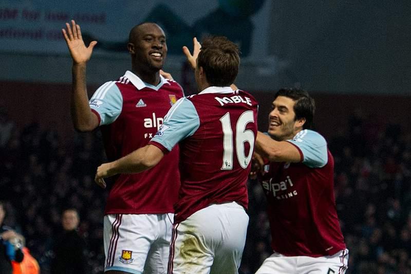 West Ham reforça-se com dois internacionais italianos