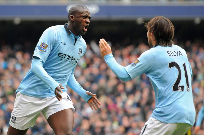 Manchester City vence e apanha Arsenal no segundo lugar