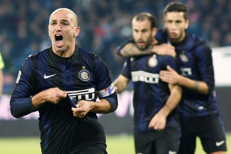 Cambiasso deixa Inter ao fim de uma década