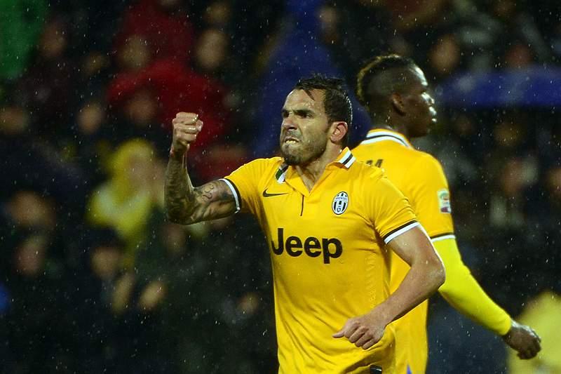 Juventus fica mais perto do título italiano antes da receção ao Benfica