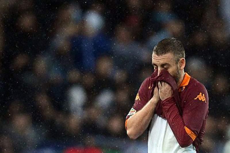 «Partir da AS Roma seria uma tragédia»