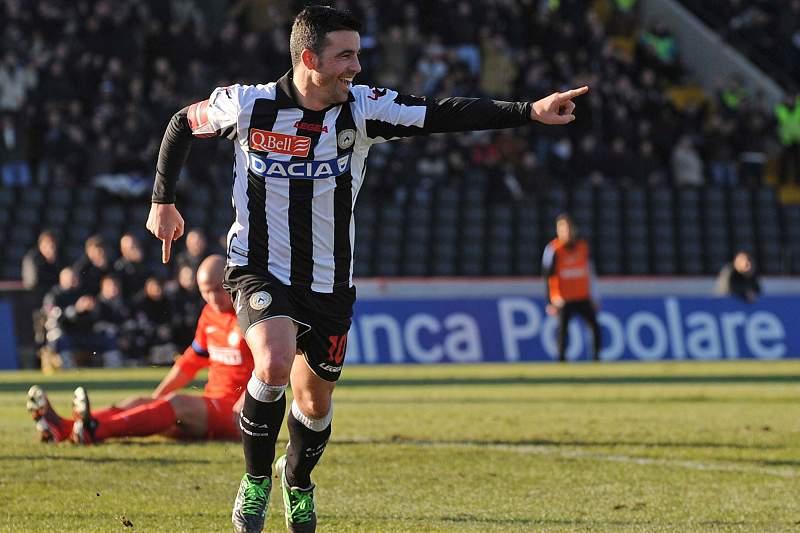 Italiano Di Natale termina carreira no final da temporada