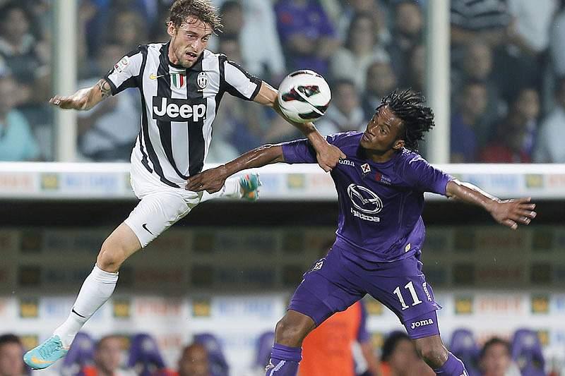 Juventus perde os primeiros pontos em Florença