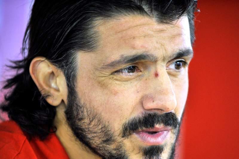 Gattuso é o novo treinador do Palermo