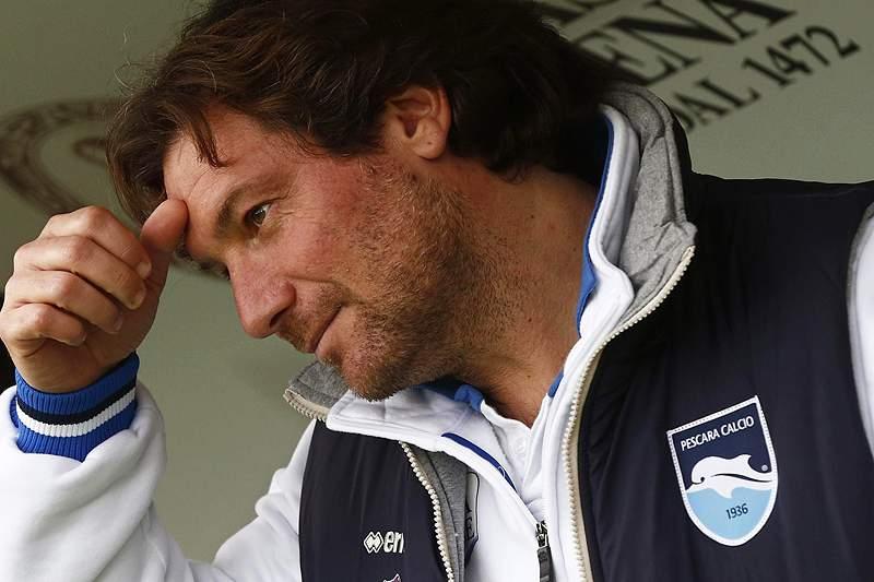 Cristiano Bergodi assume comando técnico do Pescara