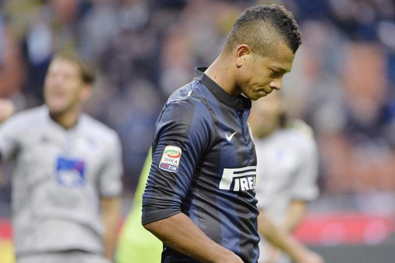 Atalanta derrota Inter em San Siro