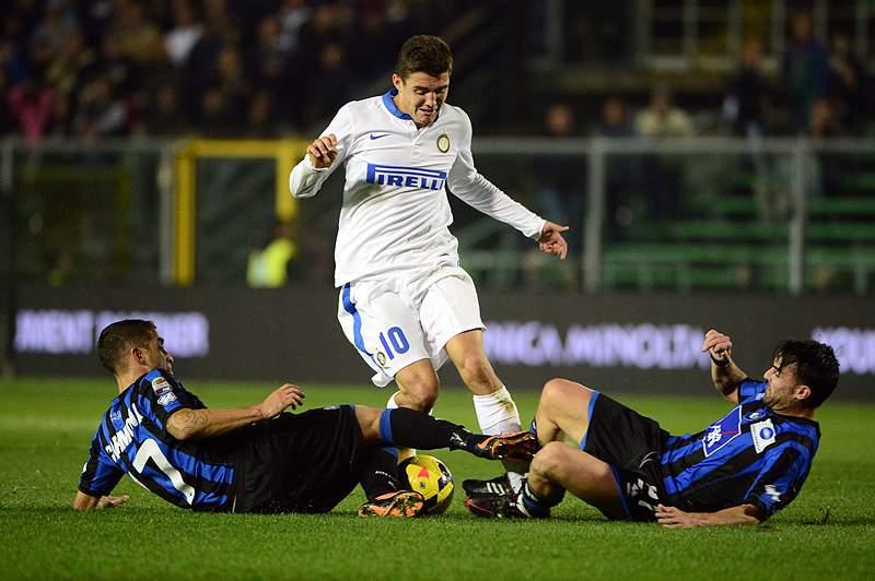 Inter empata com a Atalanta e arrisca perder terreno