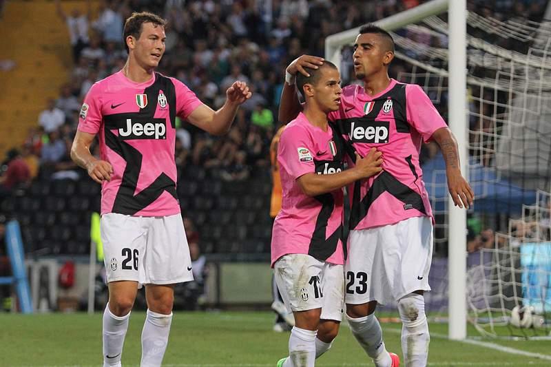 Juventus goleia Udinese