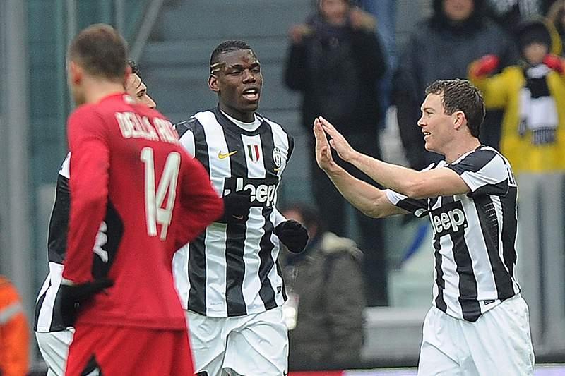 Juventus teme contra-ataque do Benfica