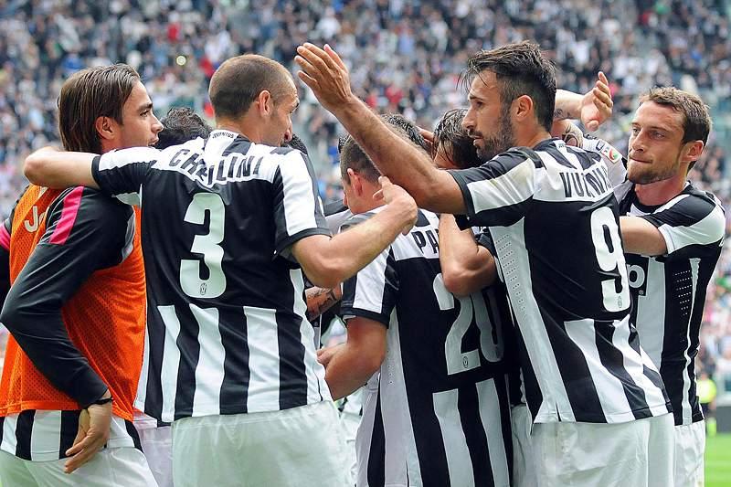 Juventus é bicampeã de Itália