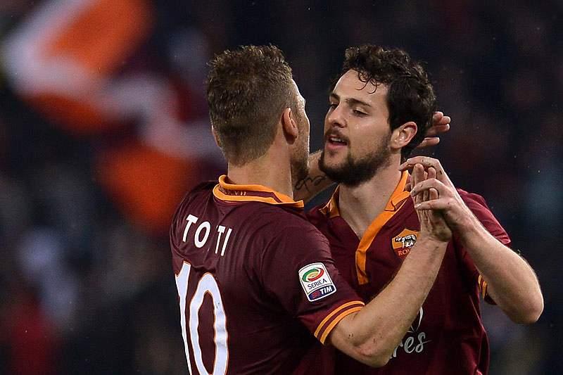 Roma vence Torino dos descontos