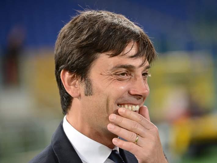 Montella é o novo técnico da Fiorentina