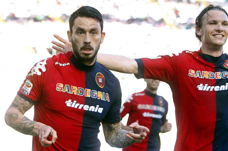 Frosinone afasta Cagliari da Taça de Itália