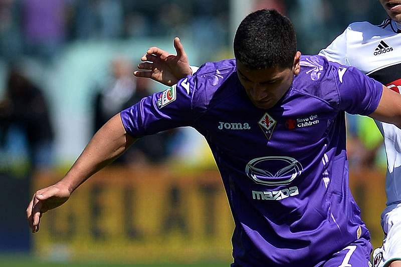 Fiorentina segura quarto lugar da Liga italiana
