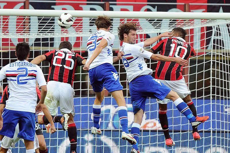 Sampdoria surpreende ao vencer Milan em San Siro