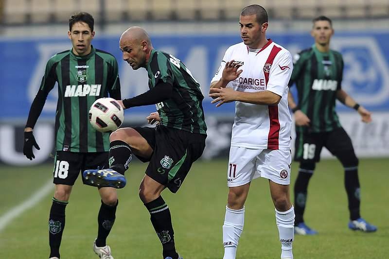 Sassuolo promovido ao escalão principal pela primeira vez na história
