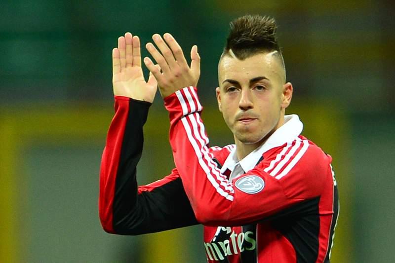 El Shaarawy renova com o Milan