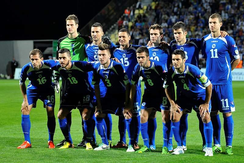 Bósnia supera Costa do Marfim em ensaio 'mundialista'