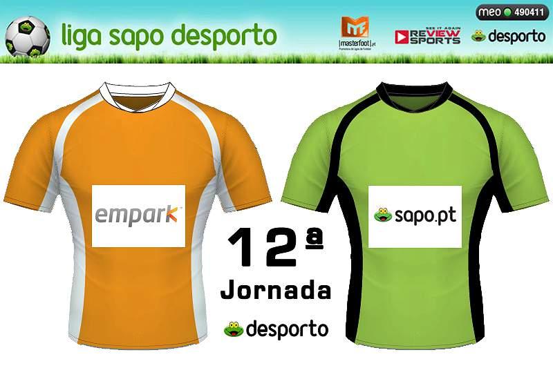 EMPARK defronta SAPO e espera deslize de adversários diretos