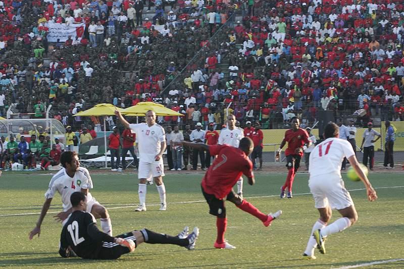 Moçambique sobe 10 lugares e entra no top-100