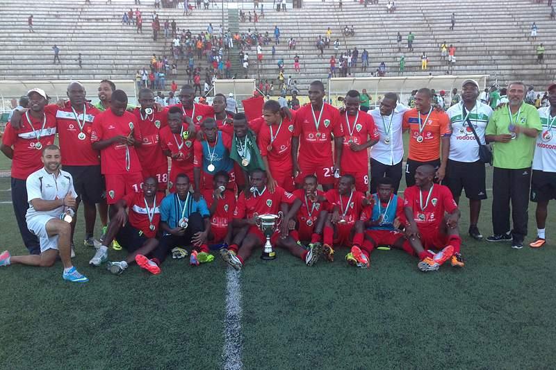 Liga Muçulmana renova título na Supertaça de Moçambique