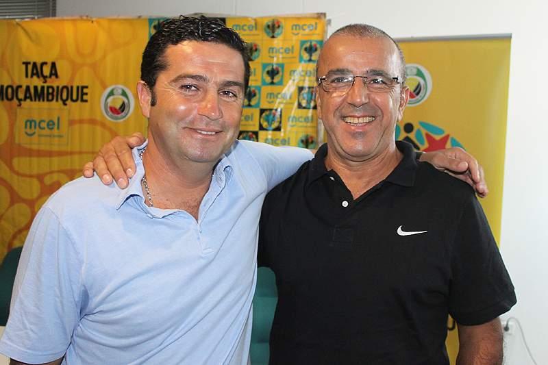 Moçambola arranca com seis treinadores portugueses