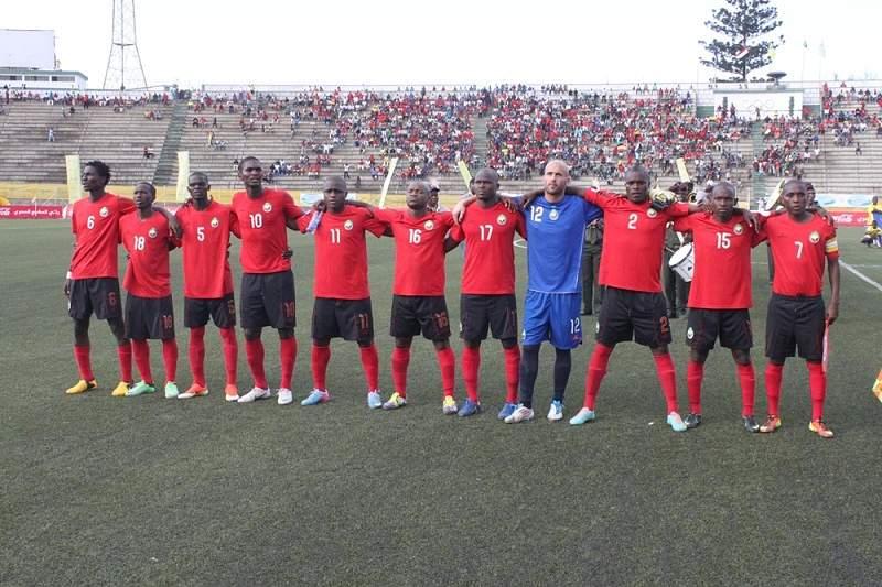 Angola-Moçambique marcado para Benguela