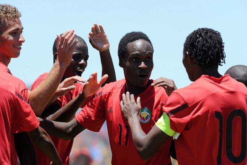 Seleção nacional de sub-20 defronta Zimbabwe nas meias-finais