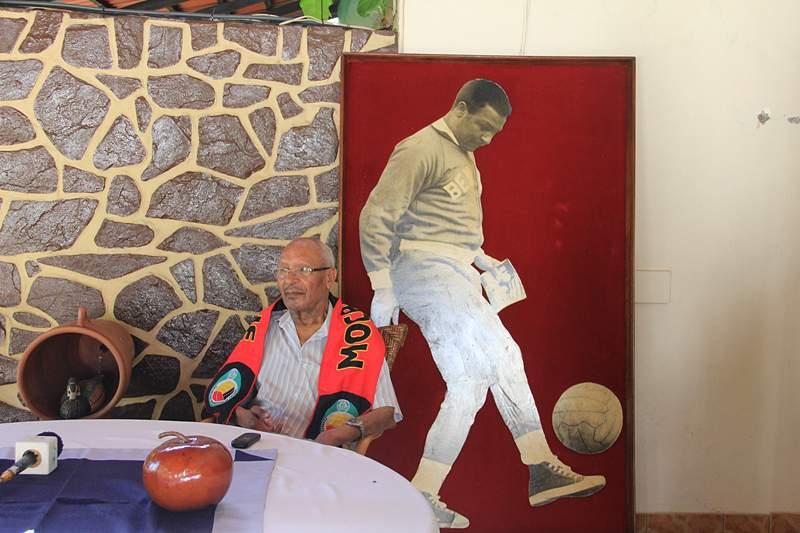 Supertaça de Moçambique vai ter o nome do antigo jogador