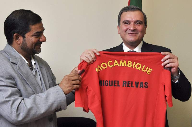 Moçambique assina acordo de cooperação com Portugal