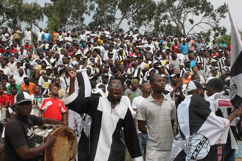 Desportivo de Maputo a um passo da subida