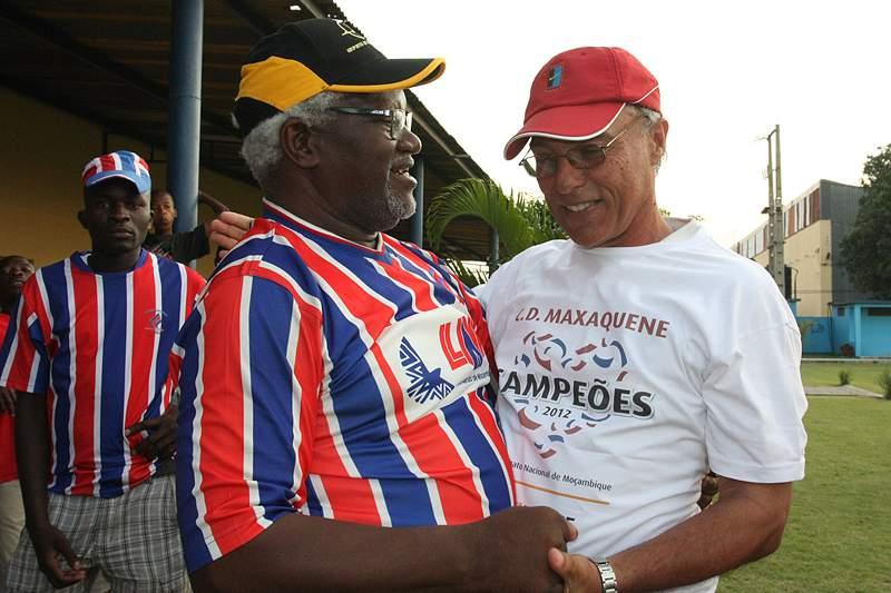 "Salvado, o ""papa títulos"" do futebol moçambicano"