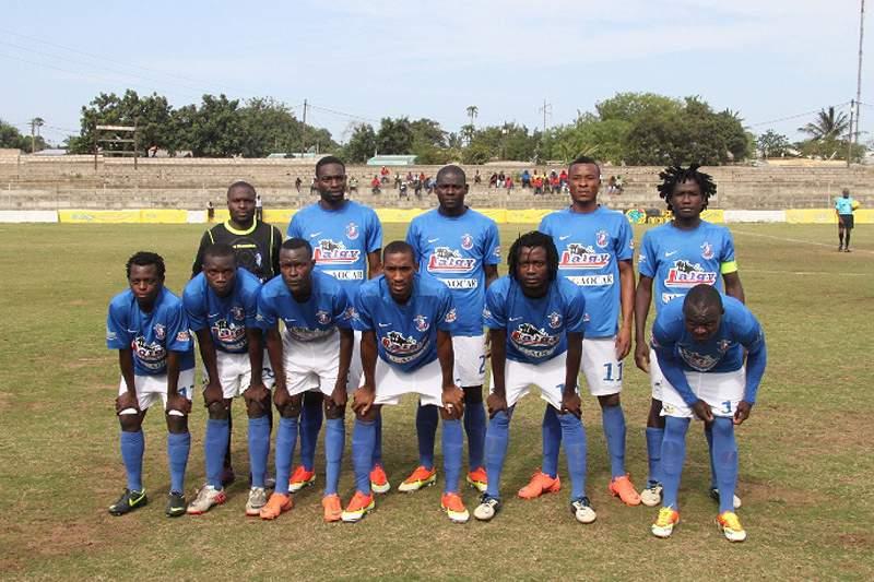 Jogadores do Chibuto feridos no ataque em Muxúnguè