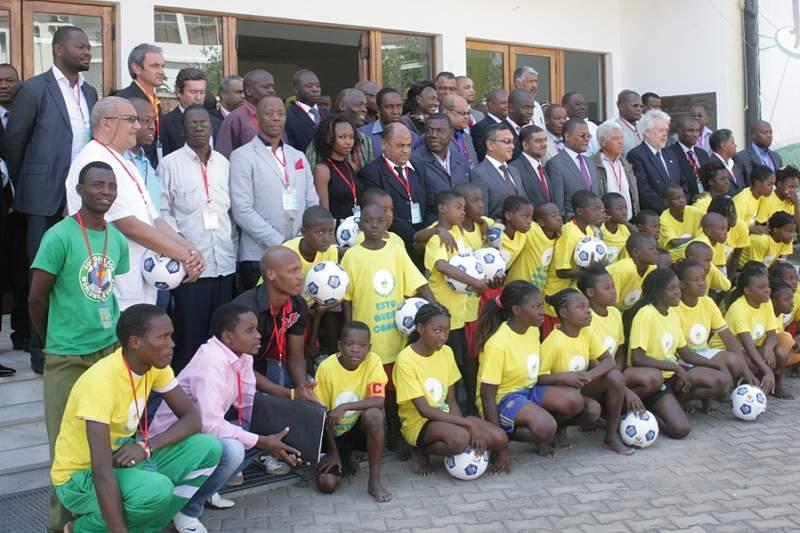 Conferência discute políticas para o futebol moçambicano