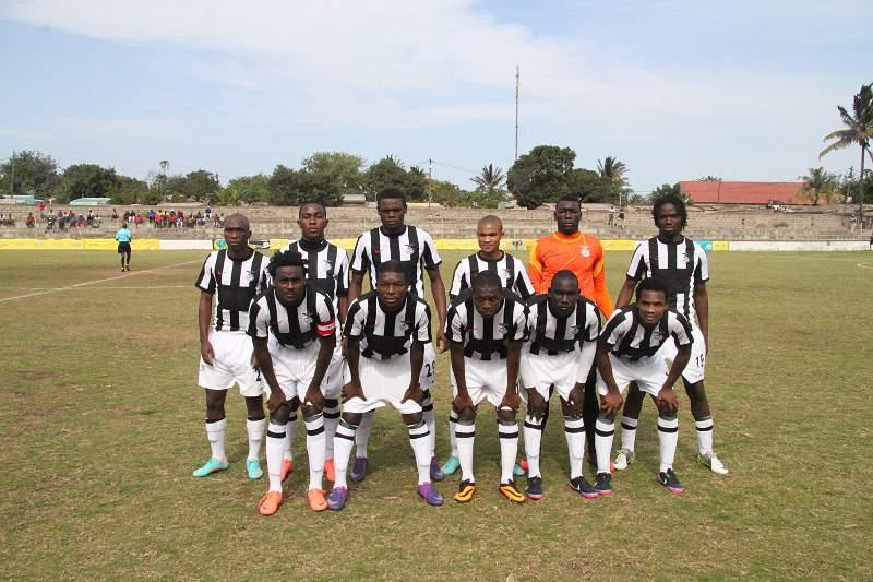 Desportivo Maputo a um passo do Moçambola'2014