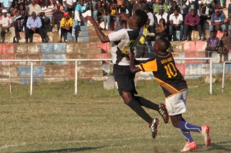 Desportivo em Pemba e Maxaquene no Chibuto