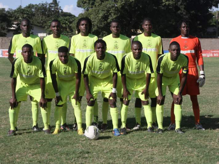 Liga Moçambicana de Futebol pede desculpa ao Governo por estrangeiros
