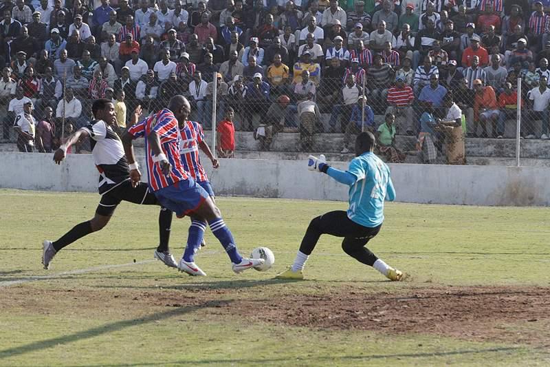 Maxaquene inflige primeira derrota ao Desportivo de Nacala