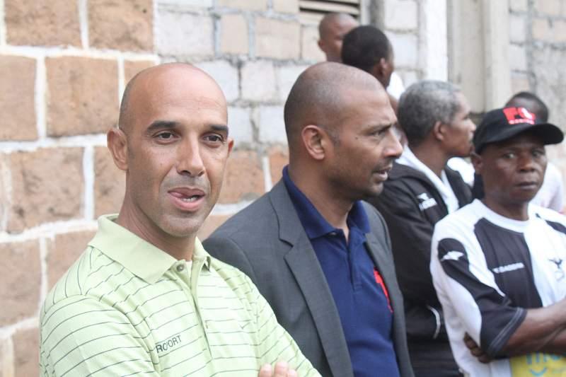 Treinadores do Moçambola em formação em Maputo