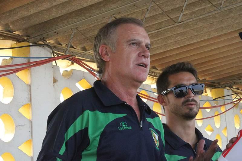 Arnaldo Salvado e Rogério Gonçalves sob alçada disciplinar