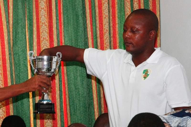 Desportivo Maputo abre poule de apuramento com MG