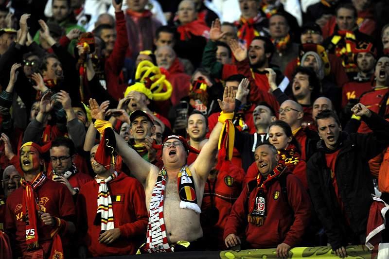 Bélgica vence na Croácia e é a 11.ª finalista