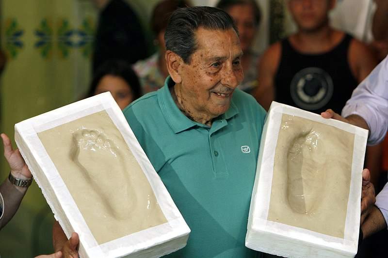 Marcador do golo da vitória uruguaia em 1950 vai estar no sorteio