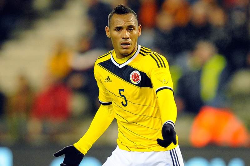 Mais um fora do Mundial. Colômbia perde Aldo Ramirez