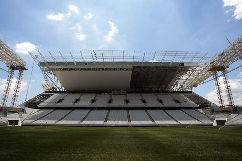 Arena Itaquerão, o estádio pelo qual o 'Timão' esperava