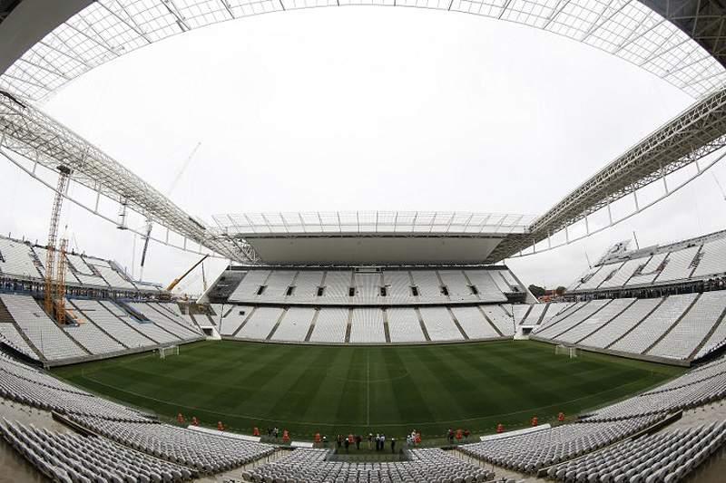 Arena Corinthians recebe nota positiva no último teste