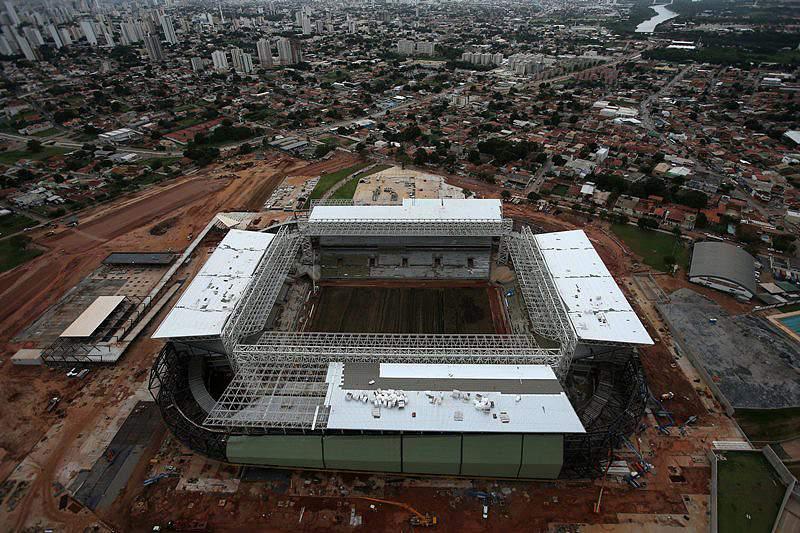 Governo do Mato Grosso quer testar Arena Pantanal em fevereiro