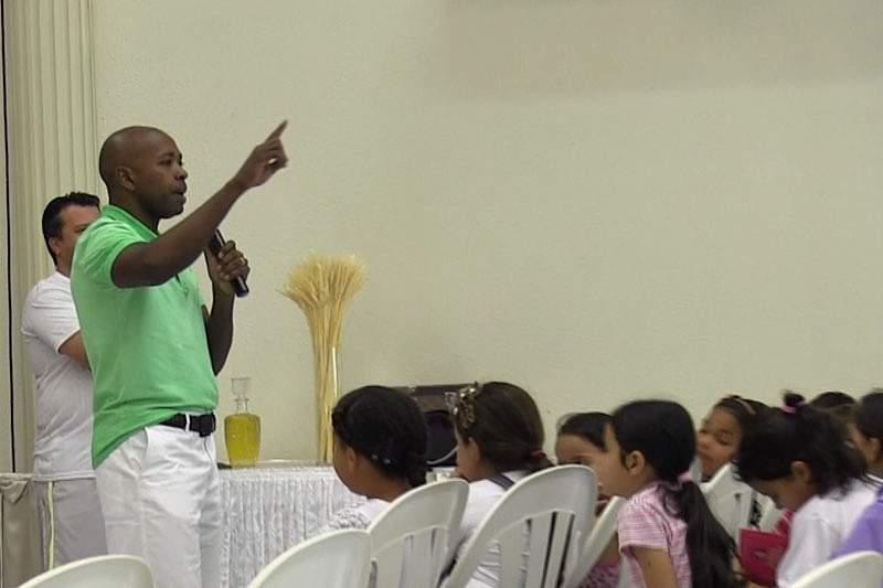 «Hoje sou Pastor da Igreja»
