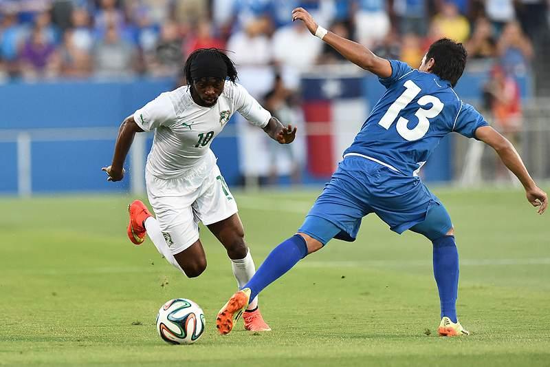 Costa do Marfim vence El Salvador em amigável