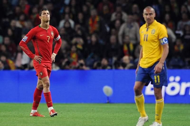 Portugal procura rentabilizar golo de Ronaldo